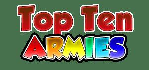 Top Ten Armies